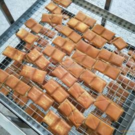 豆干熏烤炉 豆干熏蒸炉 豆腐干烟熏炉 环保烟熏炉