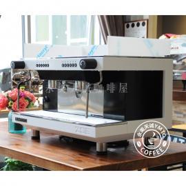 意大利Sanremo赛瑞蒙ZOE SED/SAP电控双头半自动专业商用咖啡机
