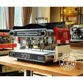 意大利Sanremo/赛瑞蒙Torino都灵意式半自动咖啡机商用进口 电控
