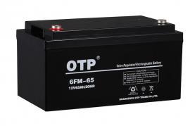 OTP铅酸免维护蓄电池6FM120蓄电池型号报价