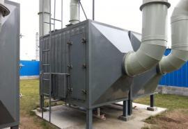 朗淳环保 LCHXT-950 0不锈钢 活性炭吸附废气装置