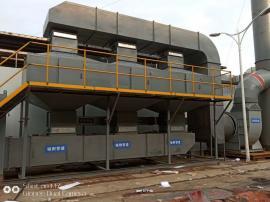 朗淳环保 生产LCCHRS-9500 催化燃烧废气处理设备