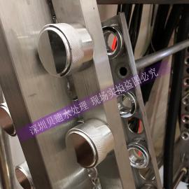 生产明渠排架 明渠式紫外线消毒模块 污水明渠排架