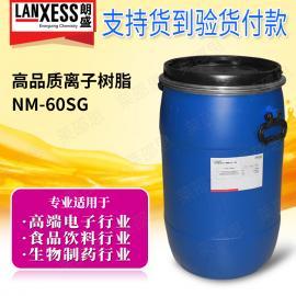 原装LANXESS朗盛树脂NM-60SG抛光树脂 精密电子工业超纯水专用