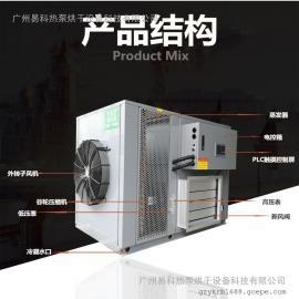 元胡烘干机 中药材烘干机 烘干除湿一体机 干燥均匀三项热回收