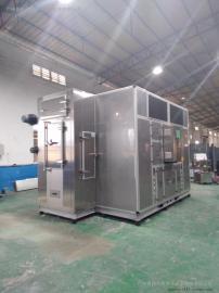 污泥余热自动化流水线 低温干燥机 热泵冷凝干化机