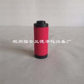除油滤芯 永捷Qualiair QF-72G/CR 管道精密过滤器滤芯