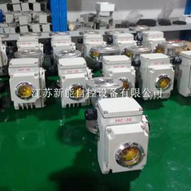 XN-40精小型阀门电动装置