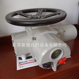 DZW5-12E多回转阀门电动执行器