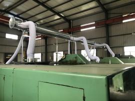 螺丝冷镦机油烟处理器 冷镦行业油烟净化器