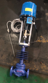 不锈钢电控温度调节阀