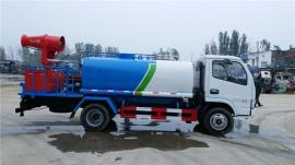 园林喷雾降尘车-福田2吨绿化喷洒车