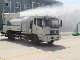 抑尘喷雾车-东风天锦8吨多功能抑尘车