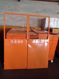 安平*生产电梯洞口防护安全门现货