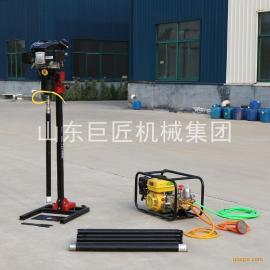 巨匠集团BXZ-2双人背包钻机 浅层岩芯取样设备