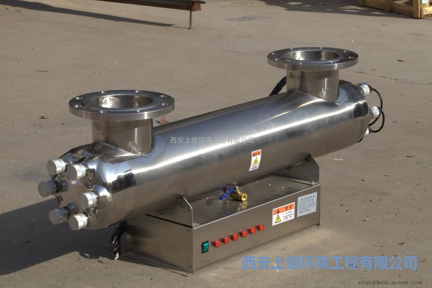 二次供水专用紫外线杀菌器 规格