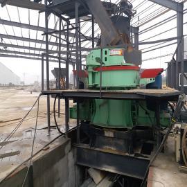 新型制砂设备促进人工制砂发展