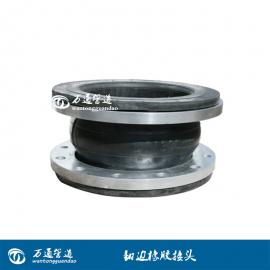 KXT型不锈钢美制双法兰连接橡胶软接头
