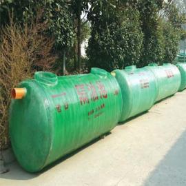 8立方隔油池无动力油水分离装置食堂隔油池