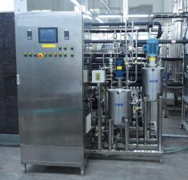 实验室超高温瞬时杀菌机,小型UHT,超高温杀菌机