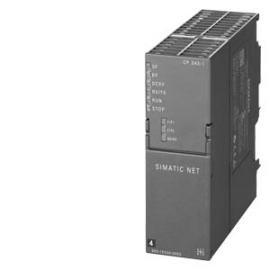 西门子CP343-1 以太网通讯模块6GK7 343-1CX10-0XE0