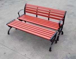 易顺公园椅定做 公园椅生产加工 休闲椅制作