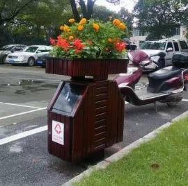易顺花箱、公园椅定做