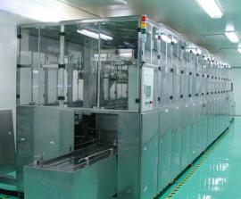 全自动液晶玻璃超声波清洗机