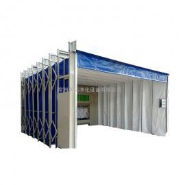 大型喷漆房,小型喷漆房,喷漆废气处理成套设备