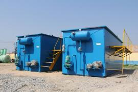 布草洗涤厂污水处理一体机设备