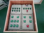 BXMD51污水处理厂防爆照明动力配电箱铝合金挂式