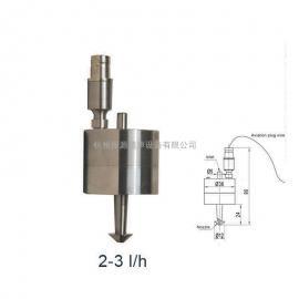 超声波雾化机高频率微米颗粒雾化器