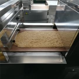五谷杂粮微波低温烘焙熟化设备