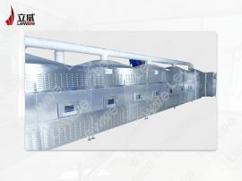 100HMV粉扑干燥机 粉扑微波干燥设备