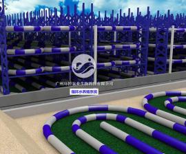 循环水养殖系统 水产养殖水处理设备