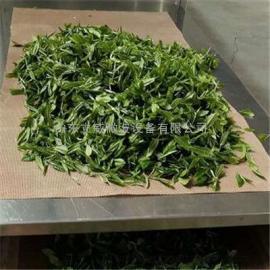 环保型微波茶叶杀青设备加工工艺流程