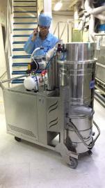 脉冲反吹型工业吸尘器 大型工业车间用大功率吸尘器 整机不锈钢