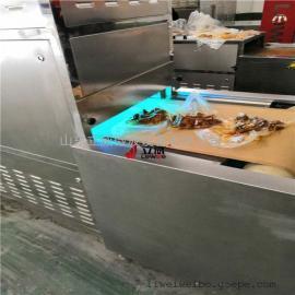 隧道式微波食品杀菌设备简介-立威