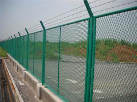 小区圈地护栏网-景区绿化带围栏-河道两侧用围挡围网