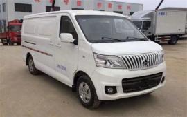 4米3冷藏车 小型冷藏厢式车 欧马可S3冷藏车4.2米