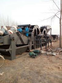 振动脱水筛 细沙回收脱水一体机 洗砂机配套尾矿回收
