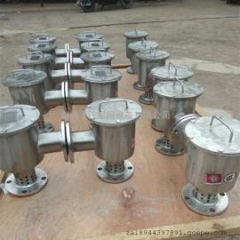 PCL8油罐消防不锈钢立式泡沫发生器 低倍数空气泡沫产生器带3C