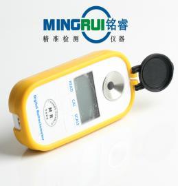 铭睿MR-CDD603丙二醇浓度计 数显丙二醇浓度检测仪