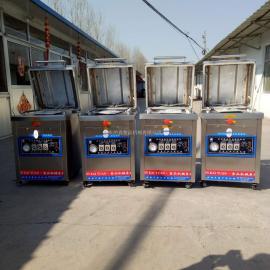 600茶叶包装机小型枕式包装
