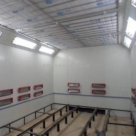大型移动喷漆房 大型涂装线移动喷漆房
