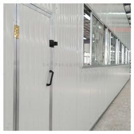 大型喷漆房车间设计 大型工业喷漆房方案