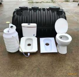 环保PE组装化�S池塑料三格化�S池生产厂家