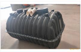 环保塑料一体三格式化粪池标准