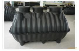 工程专用农户改造一体式塑料三格化粪池