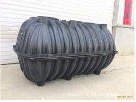 新型环保材料节能三格式化粪池厂